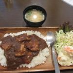 おかんの台所 - チキンカレー 800円