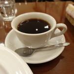 cafe chou chou - セットのコーヒー+300円