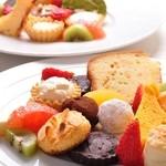 ラグーン - 17種類の南仏Sweets♪オーダーデザートビュッフェ 60分¥1,300(+¥500でフリーソフトドリンク)