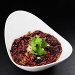 百菜百味 - 鱈の四川香辛料煮 1780円