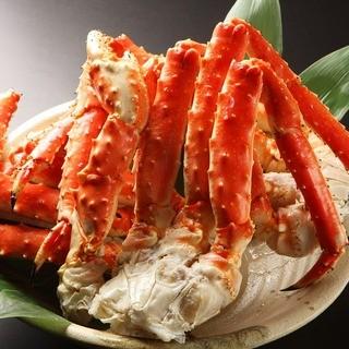 タラバ、ずわい蟹など丸海屋自慢の『蟹』をお手頃価格でぜひ!!