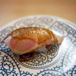 無添くら寿司 - 料理写真:寒ぶりガーリックステーキ~☆