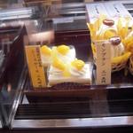 白水堂 - シースケーキ(294円)