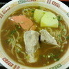 Bikuran - 料理写真:新メニューの、スープラーメンカレー(カレーラーメンですね)