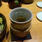 黒門燈 - ひれ酒