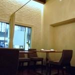 cucina Wada - *゜二階はこんな感じ。:.