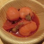 旬菜食健 ひな野 - ボルシチ