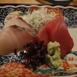 京和食 かもめ - ヨコワと鰆