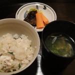 京和食 かもめ - お食事