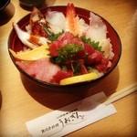 魚河岸料理 うおぎん - 2012.12