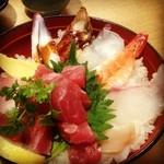魚河岸料理 うおぎん - 海鮮丼