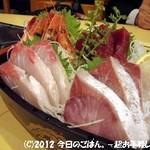 大衆酒蔵 日本海 - 五点盛り