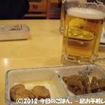 大衆酒蔵 日本海 - 生中