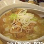 大衆酒蔵 日本海 - モツ煮