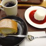 16463924 - ケーキSet 700円+単品