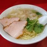 星龍軒 - わんたん麺