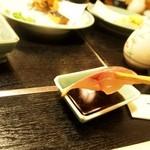 割烹 丸清 - 関アジ