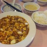 四川飯店 - 麻婆豆腐