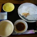 多喜川 - 料理写真:ふぅ~美味しく頂きました(^^)/