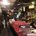和レー屋 南船場ゴヤクラ - ファイナルデー 片付けとナイト営業のしたくに大忙しのチーフ殿