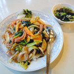 中華風レストラン 紅華 - あんかけ飯《大》