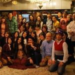 レストラン ザクロ - 2012.12 集合写真