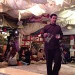 レストラン ザクロ - 2012年12月22日 店長アリさん