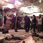 レストラン ザクロ - 2012年12月22日「中東音楽とベリーダンス」