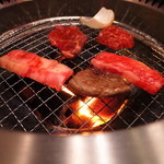 16478525 - それでは肉を焼いていきます