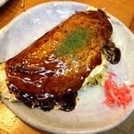 都一 - お好み焼き(肉)