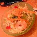 彩旬 - プリプリ海老サラダ
