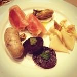 やぎや - 2012秋のディナー 冷たい前菜