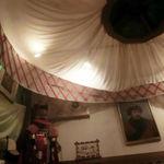 シリンゴル - お座敷エリアの天井