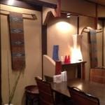 16482442 - 店内の旧床の間の様子