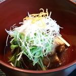 亀よし - 煮物