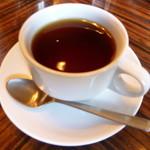 CAFE RIGOLETTO - コーヒー紅茶、おかわりOK