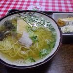 竹村食堂 - ちゅうにち