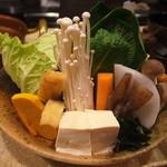 16485096 - 野菜もたっぷり♪