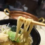 しゃぶ亭 - 麺アップ!!