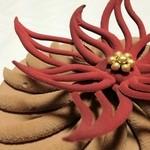 アカシエ - 2012年 クリスマスケーキ