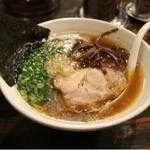 札幌 Fuji屋 - 豚ソバ醤油730円