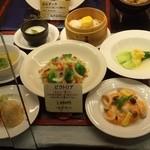 香港私菜 Repulse Bay - 本日注文した『ビクトリアセット』~♪(^o^)丿