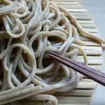 16486871 - My箸と蕎麦との遭遇!