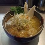 麺匠 呉屋 - 海老そば(850円)