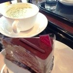 Ricardo's CAFE&DELI - ケーキセット