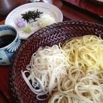 梅乃里 - 三色蕎麦!