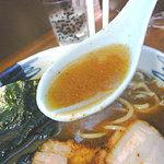 らぁ匠麺 いちえん - 和風魚介豚骨スープ