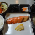 """ケトル - 日替り""""魚""""和定食:945円"""