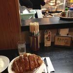 かっぱ - 名代とんかつ定食