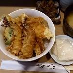 16492830 - ランチ 天丼 2012/11